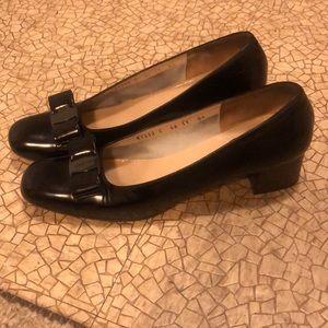 Salvatore Ferragamo heels size 11